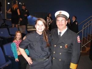 Morgan Yenner fireschool graduation 007